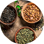 In addition to acupuncture therapy, we help give education on herbs and supplements that are an effective alternative to western pharmaceuticals.